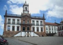 Museo della Inconfidencia mineira. Praça Tiradentes, Ouro Preto