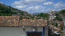 Un'altra vista su Ouro Preto dal Museo della Inconfidencia