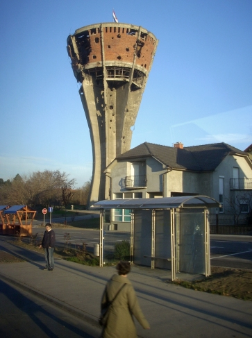 Vukovar. Water's tower