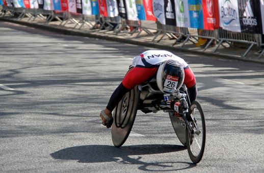 Wheelchair men's elite