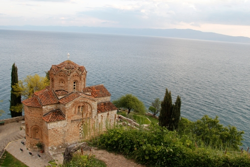 Ohrid (Rep. Makedonia, Fyrom) May 2014