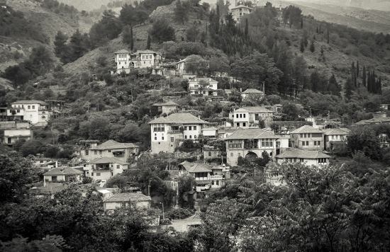 Gjirokaster(Albania), May 2014