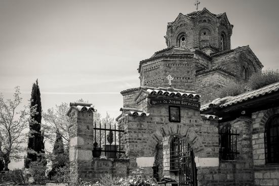 Ohrid (Rep. Makedonia, Fyrom) May 2014